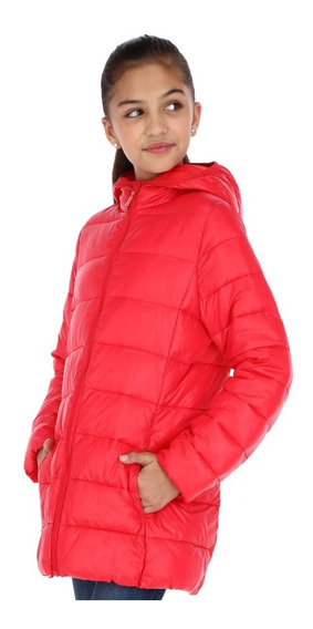 Chamarra Para Niña Alysh Joy T56063 Color Rojo G
