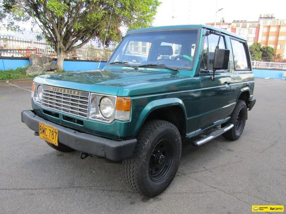 Mitsubishi Montero Pajero 2600