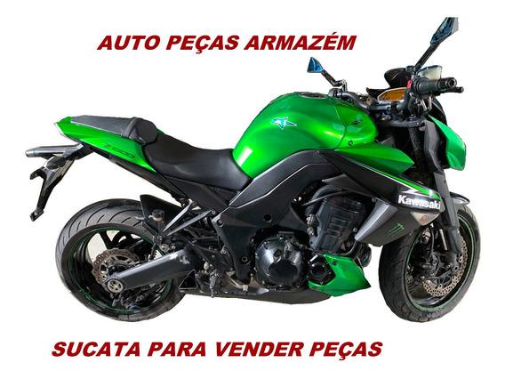 Sucata Para Vender Peças Usadas Kawasaki Z 1000 2013