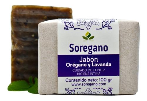 Sorégano Jabón  100% Natural De Orégano Y Lavanda Oferta