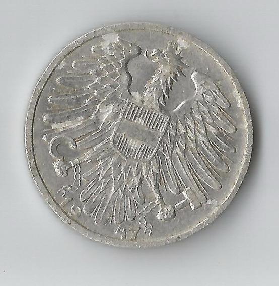 Moeda - Austria - 10 Schilling - 1947 - Km# 671