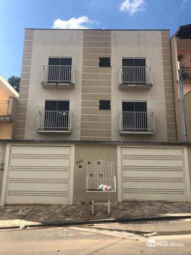 Imagem 1 de 13 de Apartamento Com 2 Dormitórios À Venda, 65 M² Por R$ 200.000,00 - Parque Primavera - Poços De Caldas/mg - Ap1776