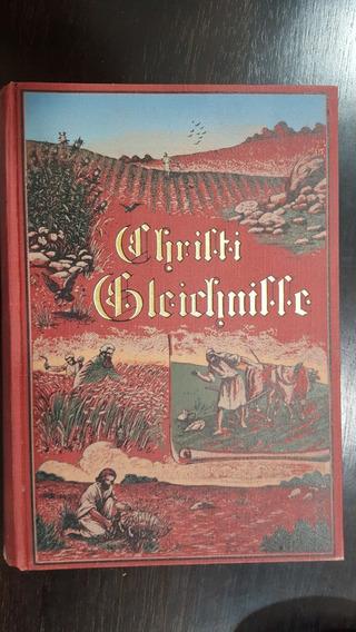 Livro Christi Gleichnisse Ellen G. White 1914