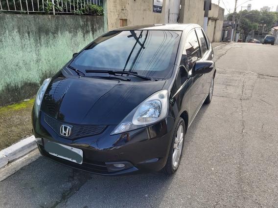 Honda Fit 1.5 Exl Flex 5p 2009 Blindado