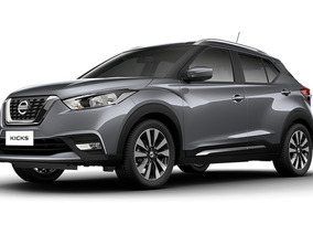 Nissan Kicks 1.6 Exclusive Cvt