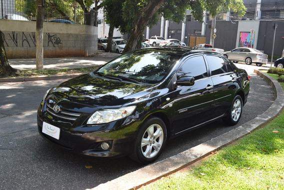 Toyota Corolla Gli 1.8 At 10/11 Impecável. Ótimo Preço!