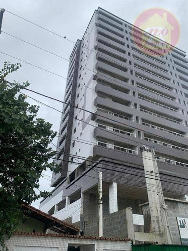 Apartamento À Venda, 81 M² Por R$ 449.000,00 - Canto Do Forte - Praia Grande/sp - Ap5894