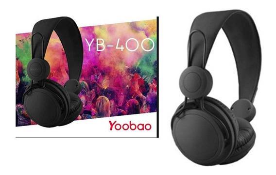 Audifonos Yoobao Yb-400