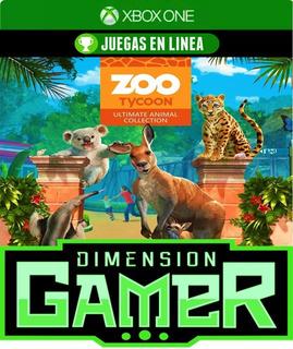 Zoo Tycoon: Ultimate Animal Collection Xbox One N Codigo