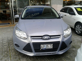 Ford Focus Sedan Std Tela Version S Modelo 2014