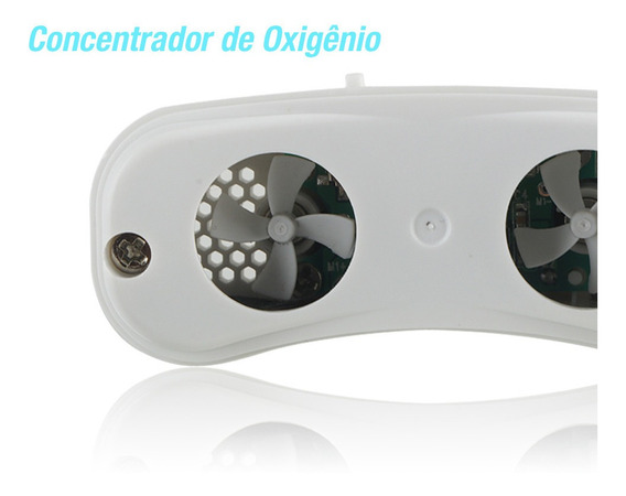 Snore Silencer Eletronic Mini Dispositivo P/ Ronco & Apnéia