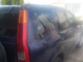 Honda Cr-v Excelentes Condiciones!!!