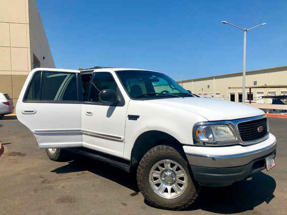 2001 Ford Expedition 4x4 Suv In Very Good Condition