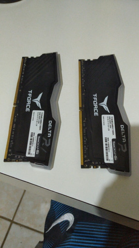Memoria Team Group T.gorce Ddr4 - 8gb - 2400hz - Rgb