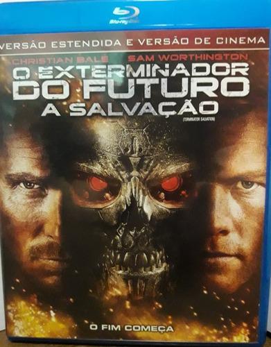 Imagem 1 de 5 de Blu-ray - O Exterminador Do Futuro: A Salvação