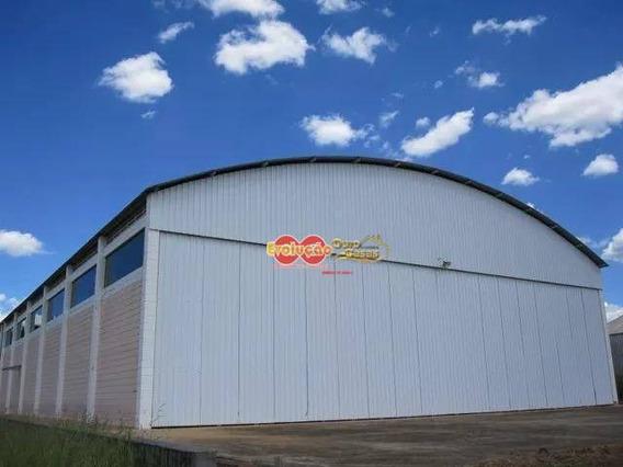 Hangar - Condomínio Aeródromo Vale Eldorado - Ga0225
