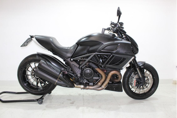 Ducati Diavel Abs 2014 Preta