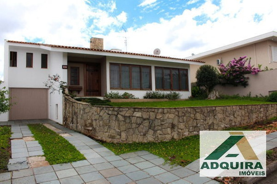 Comercial Casa Com 4 Quartos - 3778-v