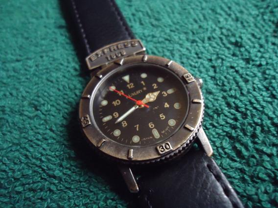 Luxury Express Reloj Vintage Retro