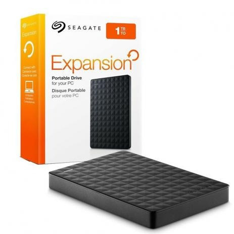 Hd Externo 1tb - Seagate (original)