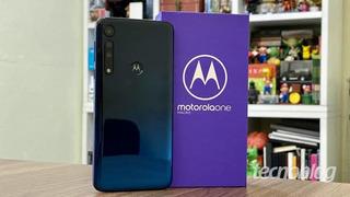 Celular Moto One Macro 64 Gb