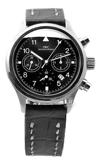 Iwc Pilot Chronograph Date 36mm