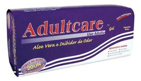 Absorvente Geriátrico Adultcare - Com 240 Absorventes