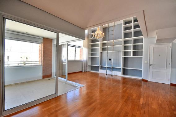 Apartamento Duplex Para Alugar 157m² - 2 Suítes - 4 Vagas - Pinheiros - São Paulo - 662 - 34455971
