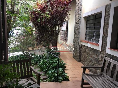 Casa, 295 M² - Venda Por R$ 2.500.000,00 Ou Aluguel Por R$ 5.000,00/mês - Centro - Vinhedo/sp - Ca0501