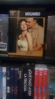 Mogambo Colección Cine De Oro De Aguilar Dvd Original