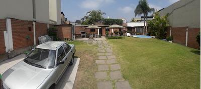 Ocasion Casa A Precio De Terreno! Cerca Al Jockey Plaza