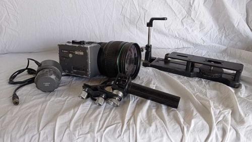 Lente Canon J33x B4 Broadcast