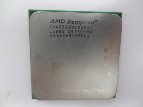 Processador Amd Sempron Sda2800ai03bx - Soquet 754