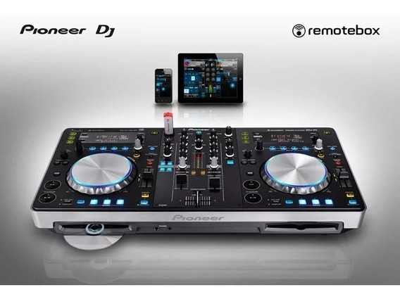 Controladora Pioneer Xdj R1 Usb - Mp3 - Remotebox Nova