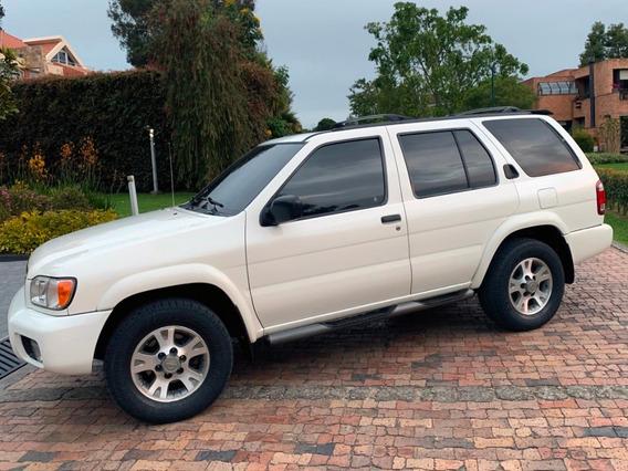 Nissan Pathfinder Se 3.3cc At Aa 4x4