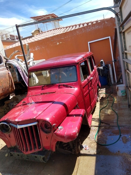 Jeep Willys Station Wagon Jeep