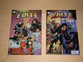 Liga Da Justiça Elite 2 Gibis R$ 20,00