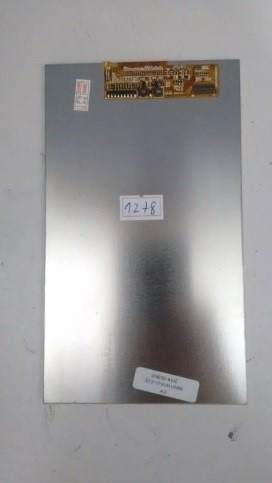 Tela Lcd Display Tablet Sti Semp Toshiba Ta-0708g Ta 0708g