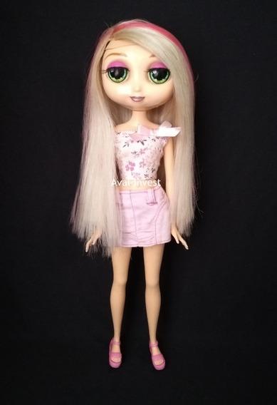 Boneca Escala Barbie Diva Star (fãs De Blythe, Dal, Pullip)