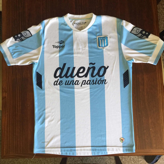 Camiseta Racing Club Topper 2014