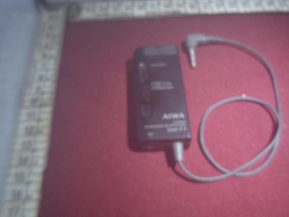 Acessório Walkman Aiwa Modcmt-7 Para Fones