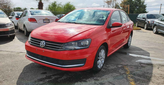 Volkswagen Vento 2018 4 Pts. Comfortline Sound Tiptronic