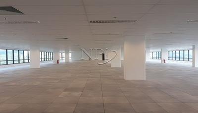 C.a.s.a (centro Administrativo Santo Amaro) - Lajes Corporativas Em Santo Amaro | Npi Imoveis - L-4136