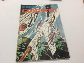 Raridade - Revista Em Quadrinhos Almanaque Combate Nr 12