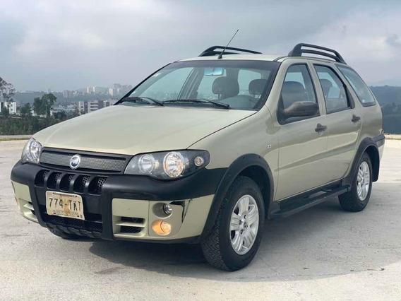 Fiat Palio Adventure 1.6 L Mt 2005