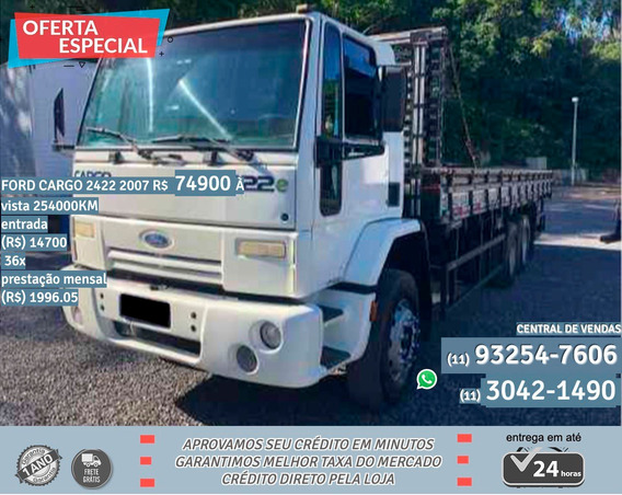 Ford Cargo2422