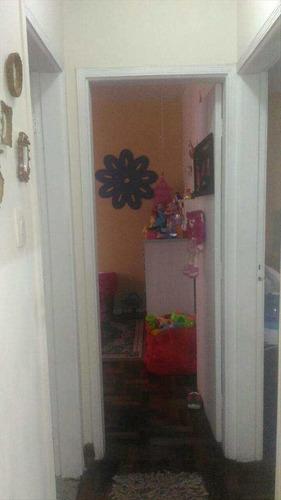 Imagem 1 de 15 de Apartamento Com 2 Dorms, Vila Cascatinha, São Vicente - R$ 240 Mil, Cod: 104 - V104
