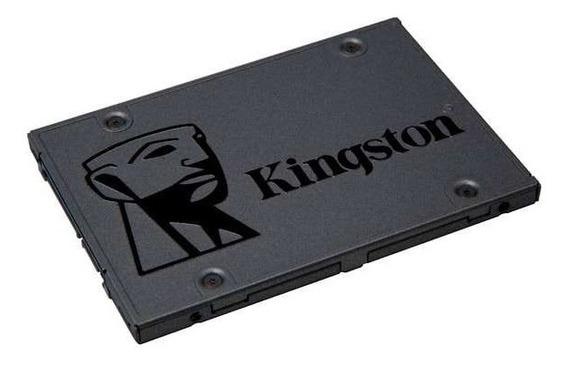 Ssd Kingston 2.5 480gb A400 Sata Iii Sa400s37/480g
