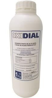Ácido Peracético Oxidial Para Industria Alimenticia X 1 Kg