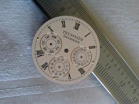Mostrador Relógio Technos Skydiver 27mm
